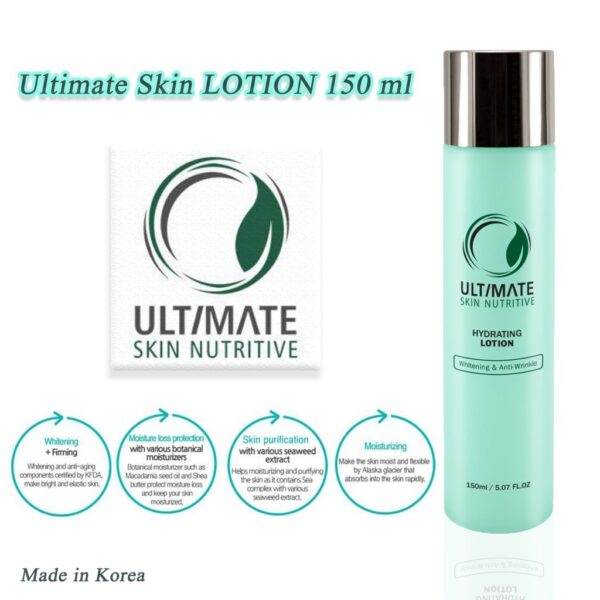 Ultimate Skin Lotion