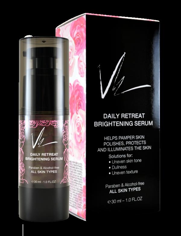 Vie Cosmetic Daily Retreat Brightening Serum