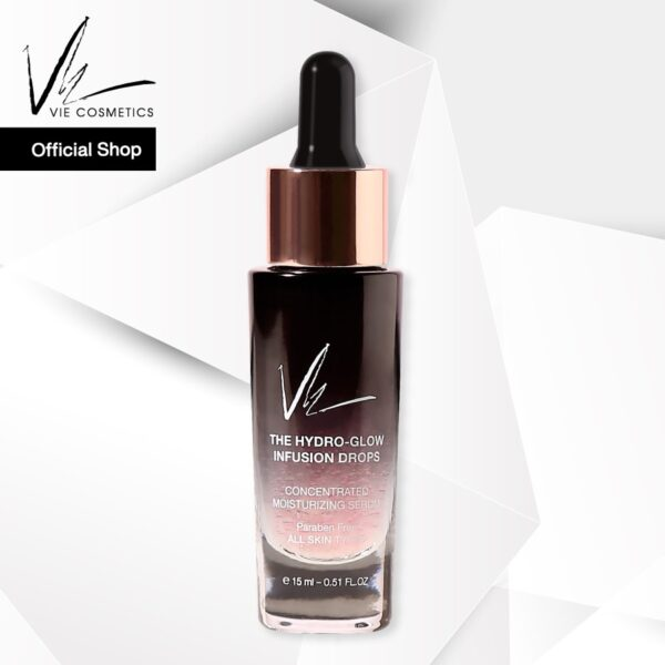 Vie Cosmetics The Hydro-Glow Infusion Drops 15ml